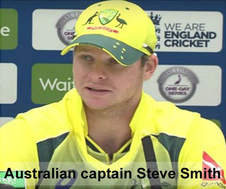 Australia Cricket team captain