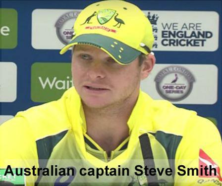 Australia Cricket team captain