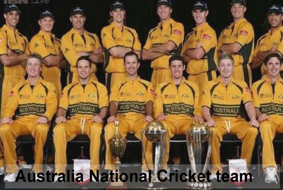 Australia National Cricket team players, captain, history, coach and more
