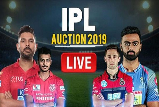 IPL Auction 2019 list of the IPL player's salary 2019, team and so