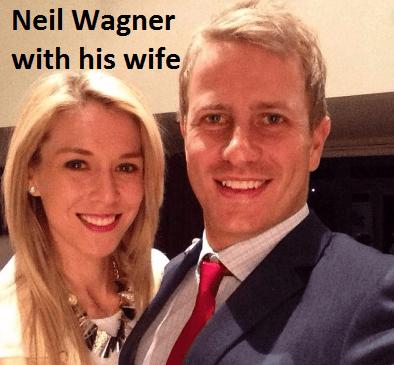 Neil Wagner wife