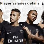 PSG player salaries