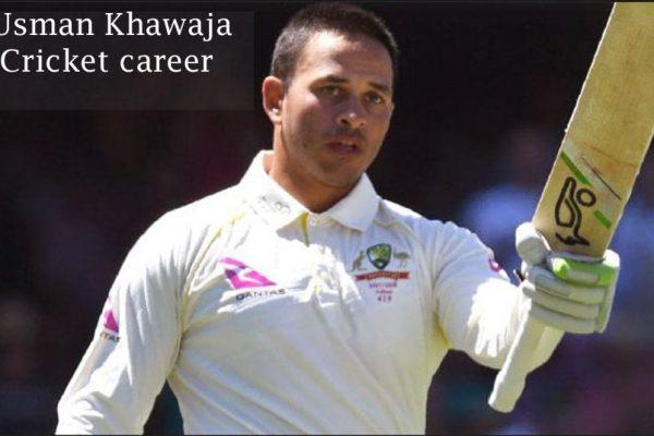 Usman Khawaja Australian cricketer, family, IPL, wife, age, and so