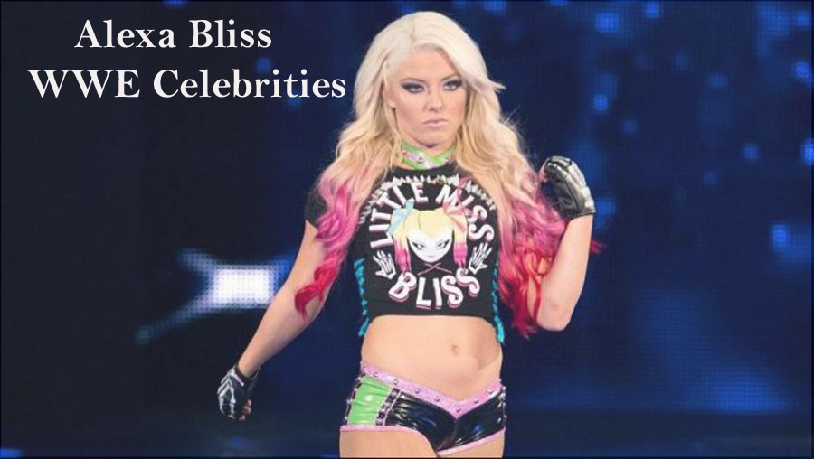 Alexa Bliss WWE husband, age, height, family, weight, salary, biography and so