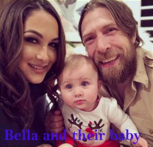 Brie Bella's children