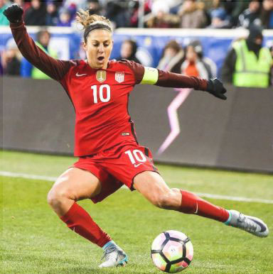 Carli Lloyd biography