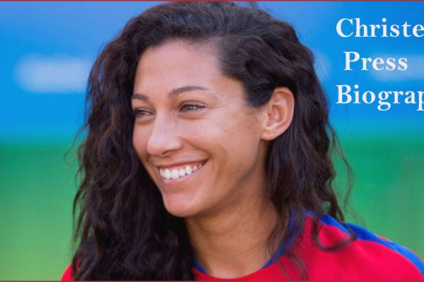 Christen Press Stats, height, family, net worth, and husband, goal and more