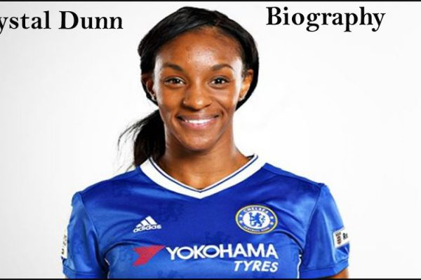 Crystal Dunn Stats, height, husband, family, net worth, goal, and more