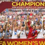Women's World Cup winners