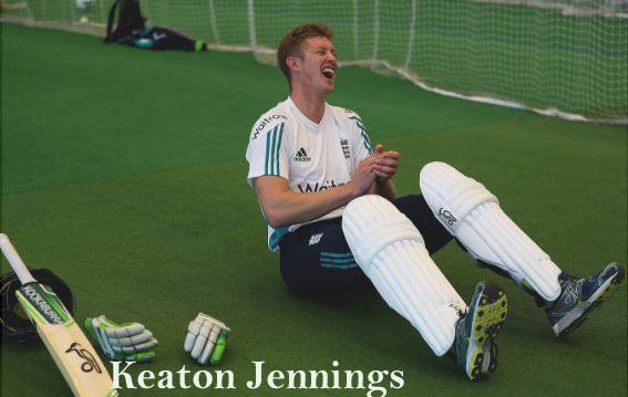 Keaton Jennings Cricketer, Batting, Catch, wife, family, age, height and more