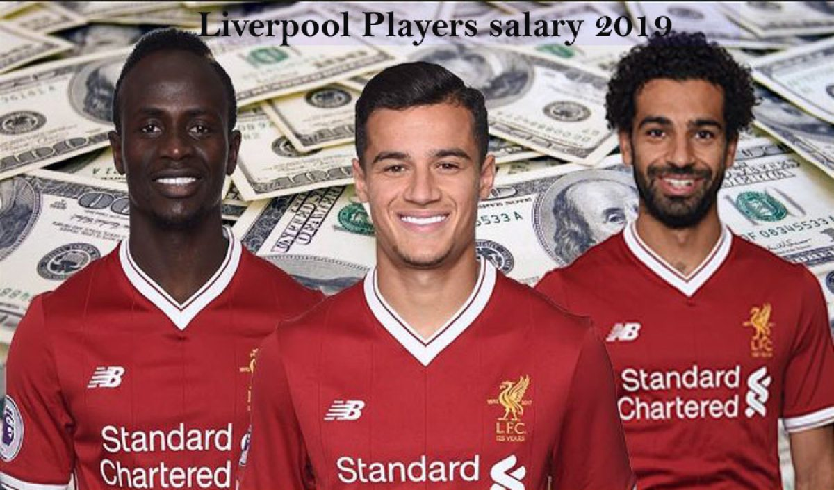 Liverpool Player Salaries 2020 And Highest Paid Player