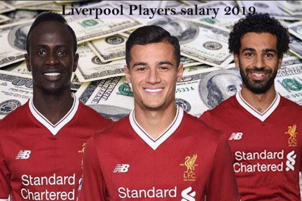 Liverpool Player salaries 2020, weekly wages and highest paid players