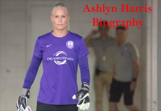 Ashlyn Harris age