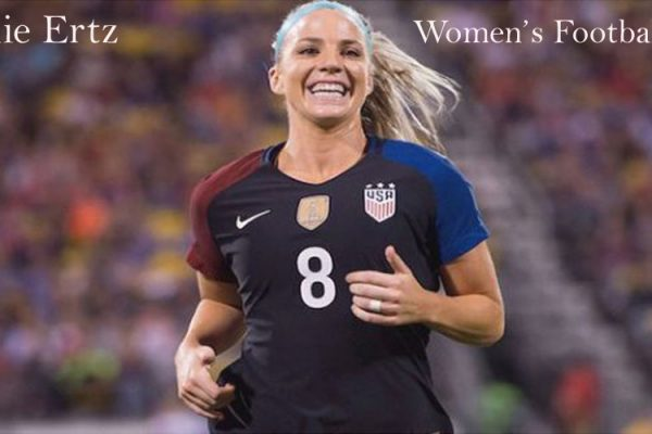 737c29bf4e6 Julie Ertz Stats, height, family, salary, jersey, and husband and more