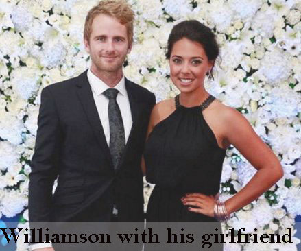 Kane Williamson girlfriend