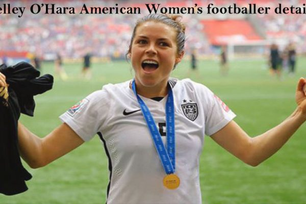 Kelley O'hara Stats, height, family, salary, husband, goal and more