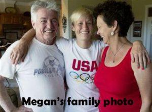 Megan Rapinoe family