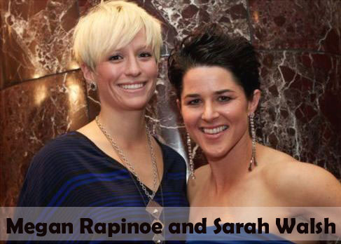 Megan Rapinoe wedding