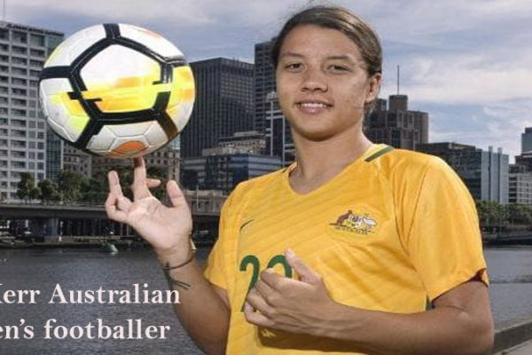Sam Kerr Stats, height, family, net worth, and husband, goal and more