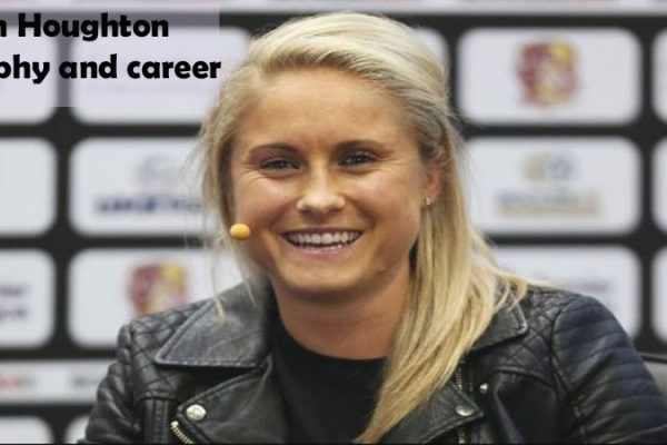 Steph Houghton Stats, height, family, net worth, and husband