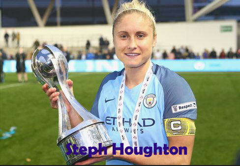 Steph Houghton biography