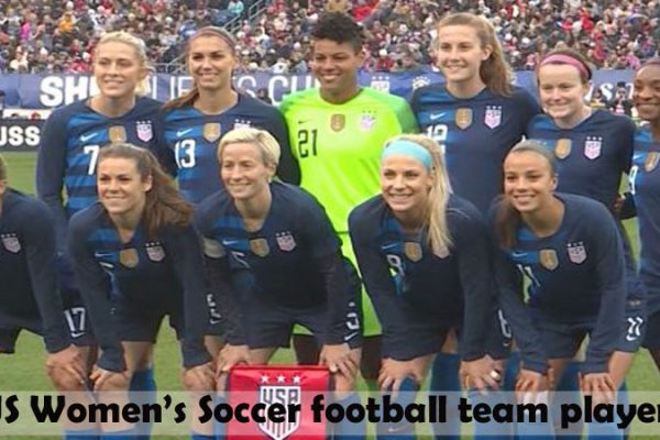 US women's soccer team roster, schedule, world cup and team