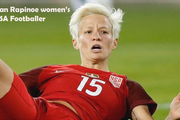 Megan Rapinoe wedding, height, family, salary, age, and husband and so