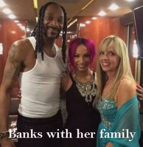 Sasha Banks Wedding.Sasha Banks Wwe Player Age Net Worth Parents Wedding Height And So