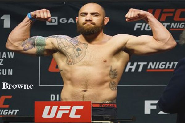 Travis Browne career, record, net worth, Wife, height, brother, family, and so