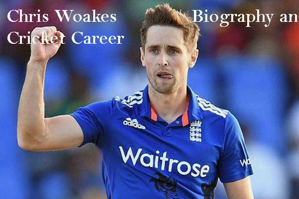 Chris Woakes