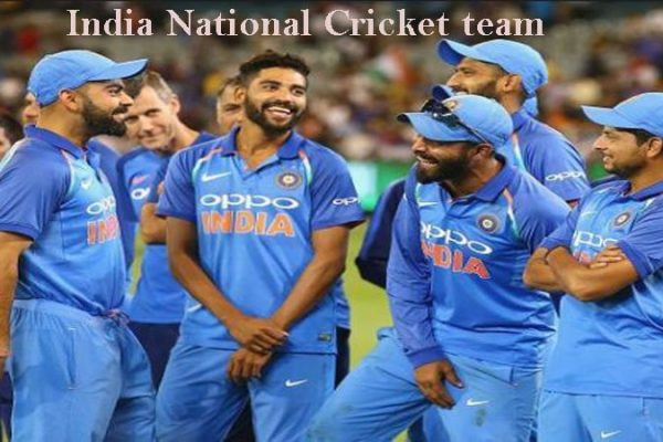 India National Cricket team players, captain, history, coach and news