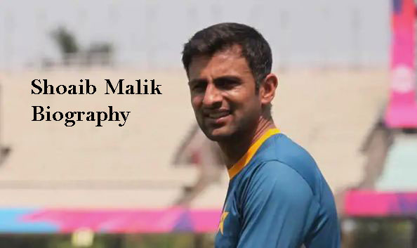 Shoaib Malik Cricketer, batting, age, height, wife, son and more
