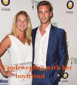 Coco Vandeweghe's husband