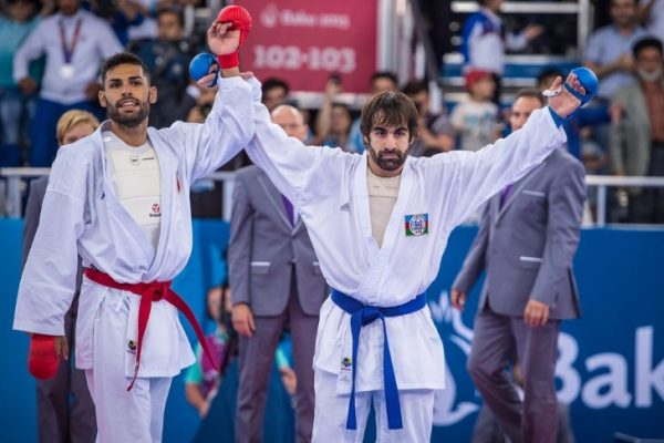 KARATE European Games 2019