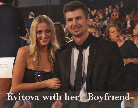 Petra Kvitova boyfriend