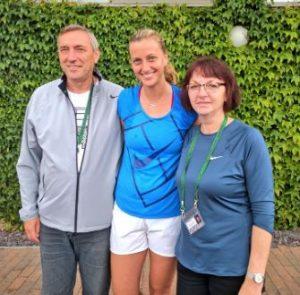 Petra Kvitova's family