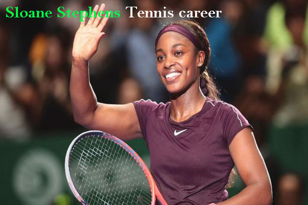 Sloane Stephens Tennis player, husband, net worth, parents, age and more