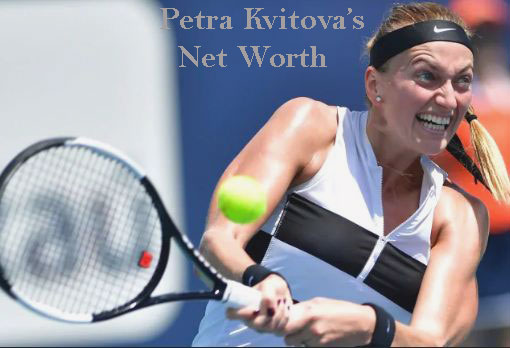 Petra Kvitova net worth