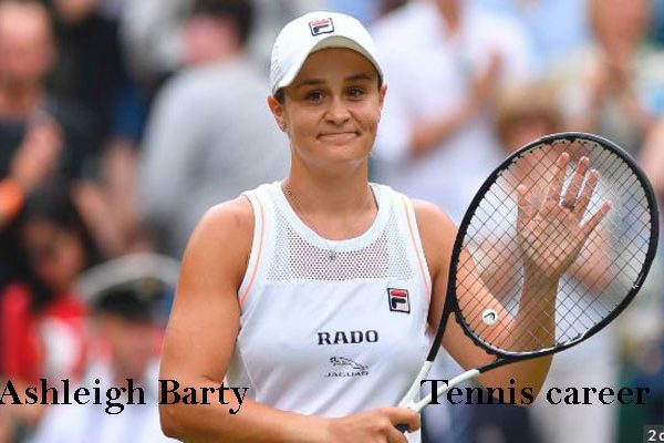 Ashleigh Barty player, boyfriend, net worth, family, age, height and rankings