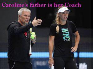 Caroline Wozniacki's father