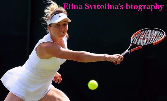 Elina Svitolina ranking