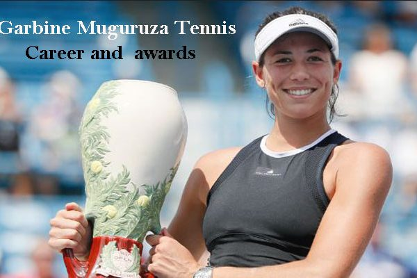 Garbine Muguruza tennis player, boyfriend, net worth, age, partner