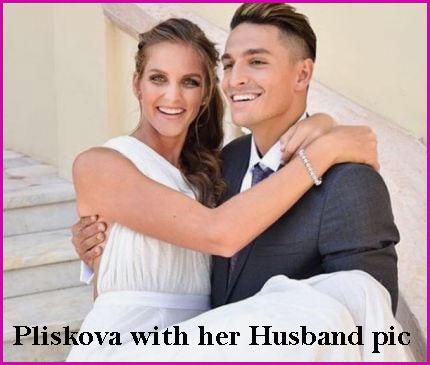 Kaolina Pliskova husband