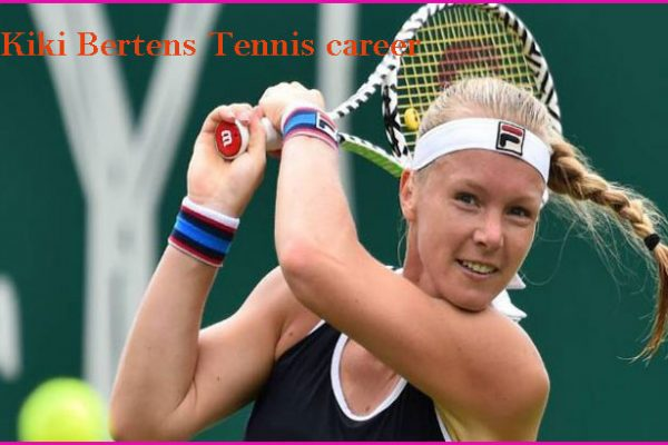 Kiki Bertens tennis player, husband, net worth, rankings, age