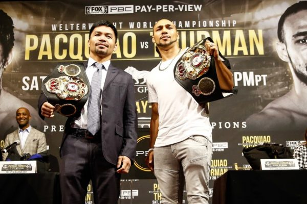 Watch Pacquiao vs Thurman Live Stream Online