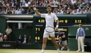 Wimbledon 2019 results: Djokovic