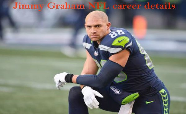 Jimmy Graham   NFL player, wife, number, salary, height, contracts and more