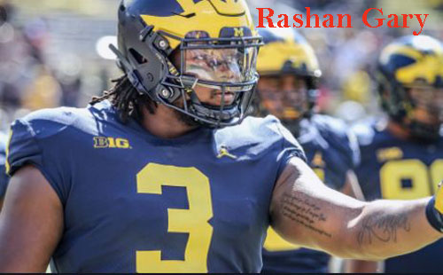 Rashan Gary NFL player