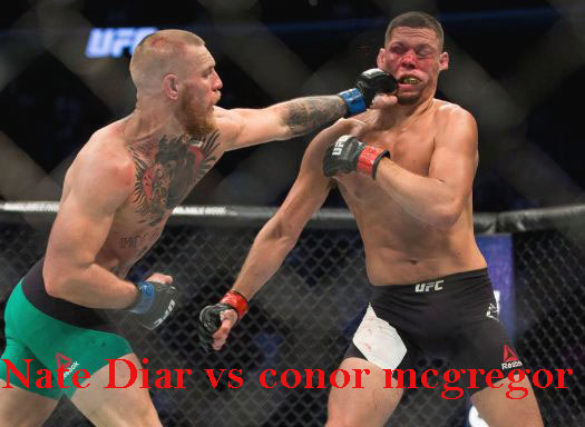 Nate diaz height