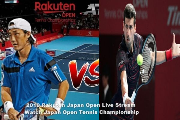 2019 Rakuten Japan Open Live Stream: Watch Japan Open Tennis Championship Game Online